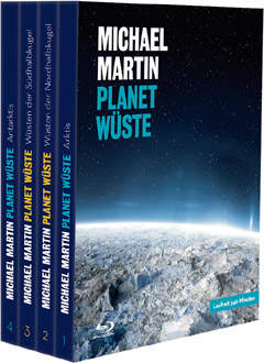 DVD-Edition Planet Wüste